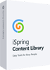 iSpring Content Library